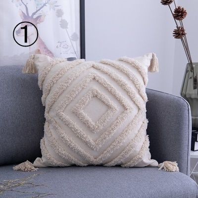 Plain Decorative Pillows