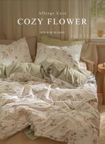 DECO VIEW Flower Patterns Comforter Covers Duvet Covers