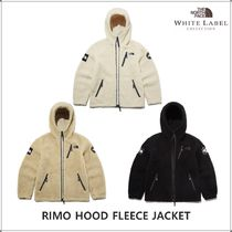THE NORTH FACE WHITE LABEL Casual Style Unisex Fleece Jackets Jackets
