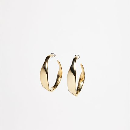 Casual Style Party Style Silver Brass 18K Gold Elegant Style
