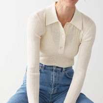& Other Stories Casual Style Long Sleeves Party Style Office Style