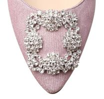 Manolo Blahnik Hangisi Casual Style Party Style Office Style Elegant Style