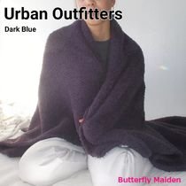 Urban Outfitters Unisex Plain Throws