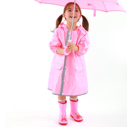 OZKIZ Kids Girl Rain Shoes