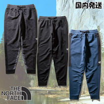 THE NORTH FACE Street Style Plain Logo Bottoms