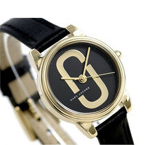 MARC JACOBS Casual Style Unisex Leather Analog Watches