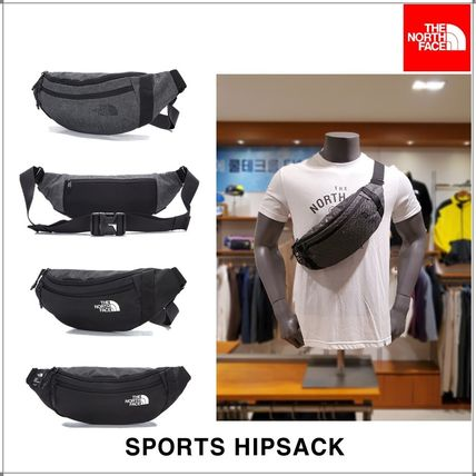 THE NORTH FACE Casual Style Unisex Hip Packs