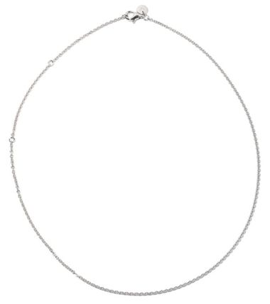Tom Wood Unisex Street Style Chain Silver Necklaces & Chokers