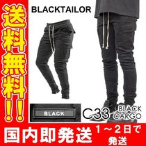 BLACKTAILOR Unisex Street Style Joggers & Sweatpants