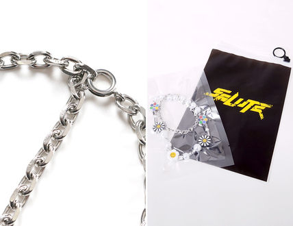 SALUTE Street Style Logo Necklaces & Chokers