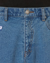 ADERERROR More Jeans Unisex Street Style Collaboration Logo Jeans 7