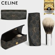 CELINE Triomphe Canvas Shaving TreatMenst