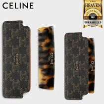 CELINE Triomphe Canvas Hair Tools