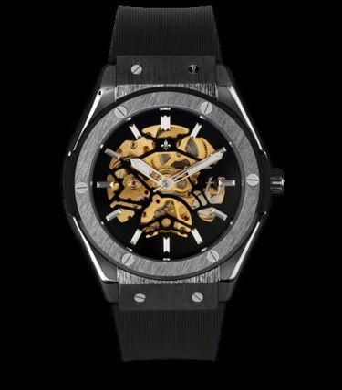 Street Style Mechanical Watch Digital Watches