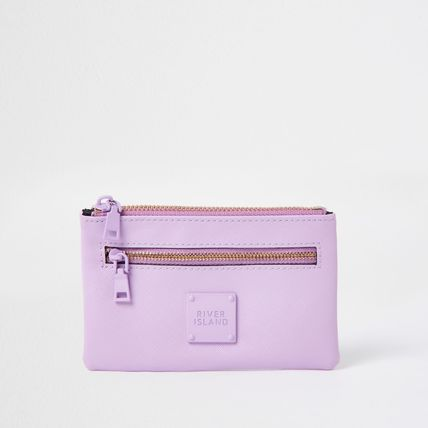 River Island Plain Small Wallet Card Holders