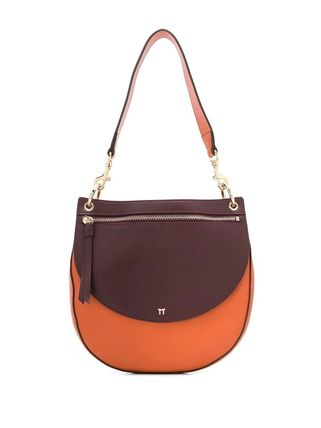 Casual Style Leather Party Style Logo Bags