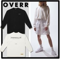OVERR Unisex Street Style T-Shirts