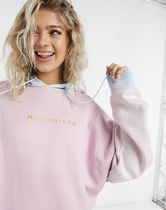 ASOS Short Casual Style Sweat Long Sleeves Dresses