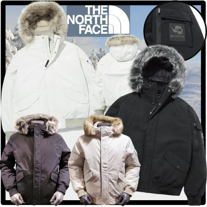 THE NORTH FACE MCMURDO Street Style Down Jackets