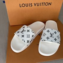 Louis Vuitton MONOGRAM Waterfront Mule