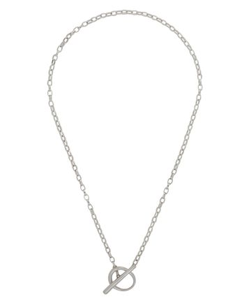 Casual Style Unisex Chain Handmade Party Style Silver Fine