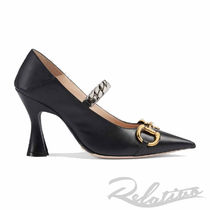 GUCCI Women's Pump With Horsebit