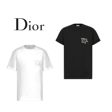 Christian Dior Dior And Shawn Oversized T-Shirt