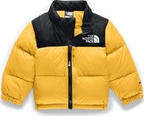 THE NORTH FACE Nuptse Unisex Street Style Baby Girl Outerwear