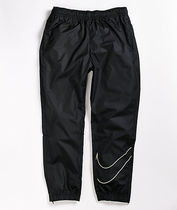 Nike SB Stefan Janoski Tapered Pants Unisex Plain Logo Tapered Pants