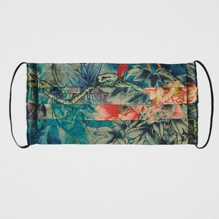Johnny was More Accessories Flower Patterns Tropical Patterns Casual Style Unisex 3