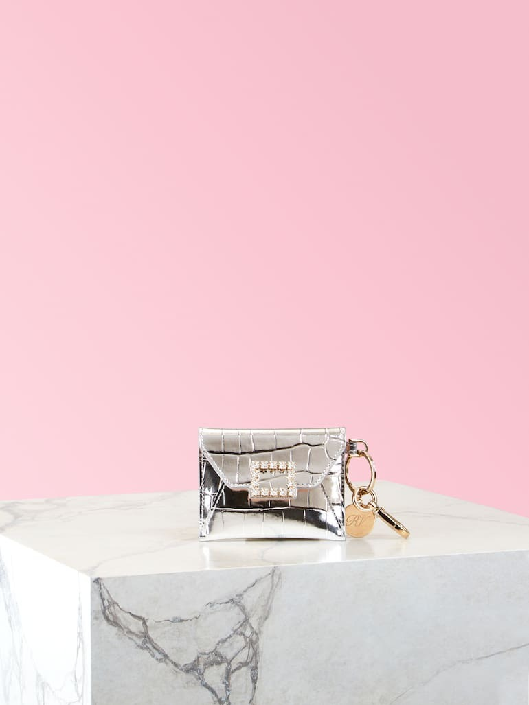 shop roger vivier wallets & card holders