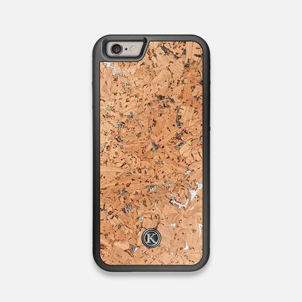 Unisex Blended Fabrics Handmade iPhone 8 iPhone 8 Plus
