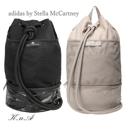 Street Style Collaboration Activewear Bags