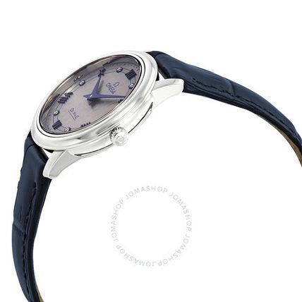 Leather Mechanical Watch Office Style Elegant Style