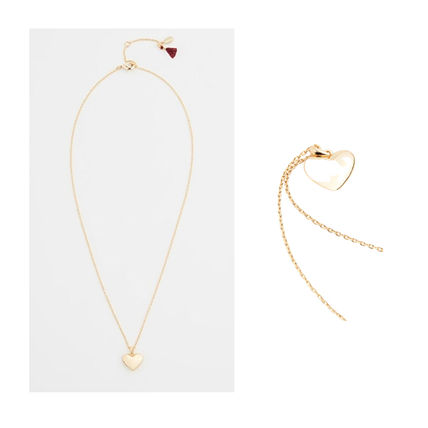 Casual Style 18K Gold Office Style Necklaces & Pendants