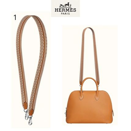 HERMES Casual Style Unisex Elegant Style Formal Style  Accessories
