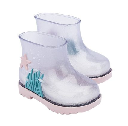 Melissa Kids Girl Rain Shoes
