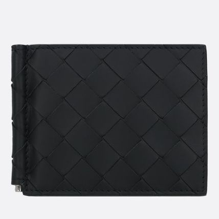 BOTTEGA VENETA Money Clip Card Holders