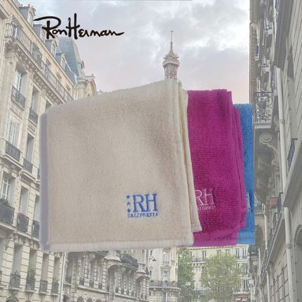 Ron Herman Logo Handkerchief