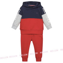 Tommy Hilfiger Unisex Street Style Co-ord Baby Girl Tops