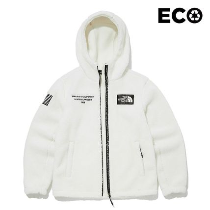 THE NORTH FACE WHITE LABEL Unisex Street Style Logo Outerwear