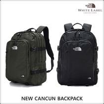 THE NORTH FACE WHITE LABEL Casual Style Unisex A4 Backpacks