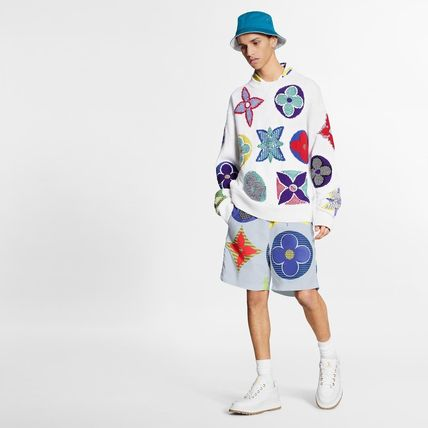 Louis Vuitton MONOGRAM MULTICOLOR Multicolor Monogram Crewneck