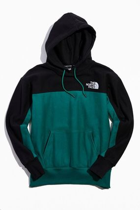 THE NORTH FACE Hoodies Pullovers Sweat Street Style Long Sleeves Logo Outdoor