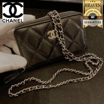 CHANEL Coin Cases