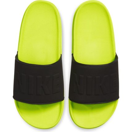 Nike Street Style Plain Sport Sandals Shower Shoes Logo