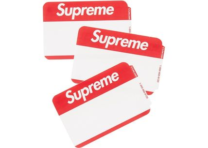 Supreme Street Style Wallets & Card Holders