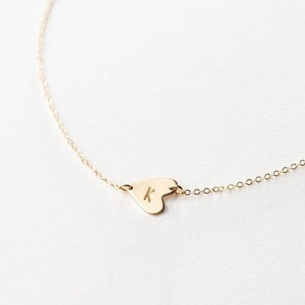 Casual Style Chain Silver 14K Gold Elegant Style Fine
