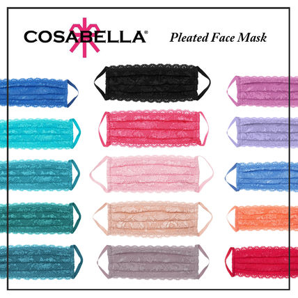 Cosabella More Accessories Casual Style Plain Cotton Party Style Office Style