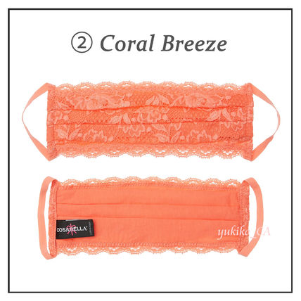 Cosabella More Accessories Casual Style Plain Cotton Party Style Office Style 3
